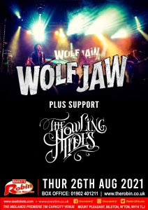 Wolf Jaw & Special Guests