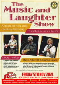 The Music & Laughter Show