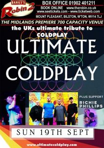 Ultimate Coldplay