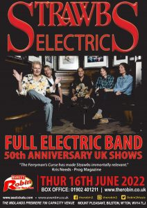 The Strawbs Full Electric