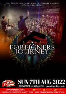 A FOREIGINER'S JOURNEY