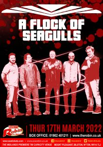 A Flock Of Seagulls 40th Anniversary
