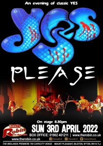 Yes Please – Evening Of Classic Yes
